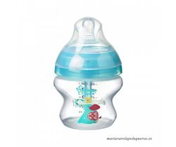 Fľaša 150 ml Anti Colic Tommee Tippee Advanced Elephant