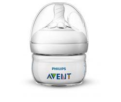 Fľaša 60 ml Avent Natural