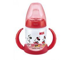 FĽaša na učenie 150 ml Nuk Disney Mickey