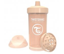 Fľaša pre deti 360 ml 6m + Twistshake
