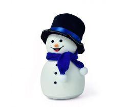 Lampička s melódiou innoGIO Snowman