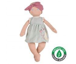 Látková bábika Bonikka Organic