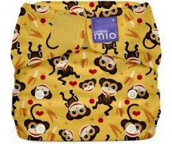 Látková plenka integrovaná v nohavičkách Bambino Mio MioSolo