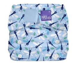 Látková plenka integrovaná v nohavičkách Bambino Mio MioSolo  Dragonfly Daze