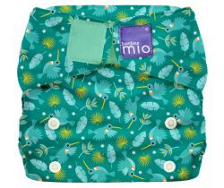 Látková plenka integrovaná v nohavičkách Bambino Mio MioSolo Hummingbird