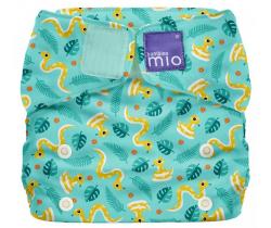 Látková plenka integrovaná v nohavičkách Bambino Mio MioSolo Jungle Snake