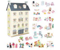Domček s vybavením Le Toy Van Ultimate Palace