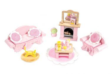 Obývačka Le Toy Van Daisylane