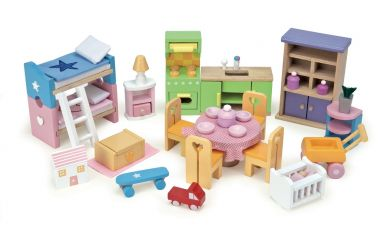 Kompletný set do domčeka Le Toy Van Starter