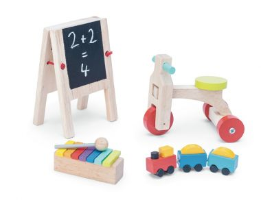 Sada hračiek Le Toy Van Party Time