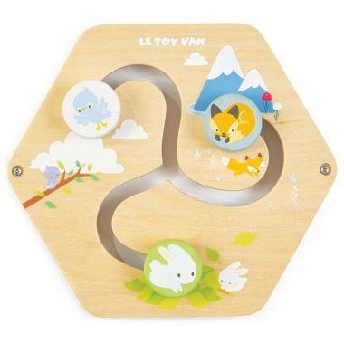Panel Le Toy Van Petilou Labyrint