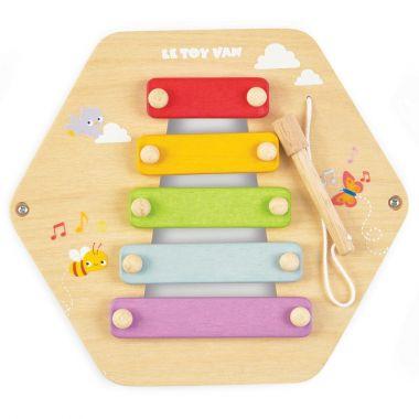 Panel Le Toy Van Petilou Xylofon