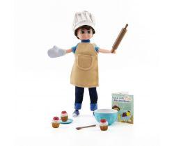 Oblečenie pre bábiku cukrárka Lottie