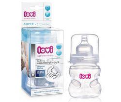 Lovi Super Vent samosterilizujúca fĽaša 150ml bez BPA