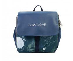 Taška batôžtek do kočíka - Lullalove Garden Eco kožu + Codura