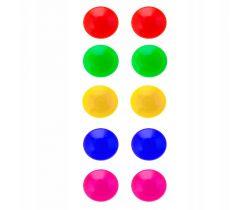 Magnety na tabuľu 10 ks Springos