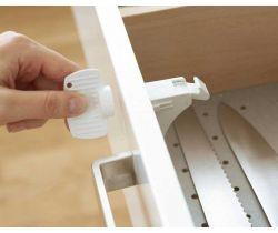 Magnetický uzáver skriniek/zásuviek Baby Dan