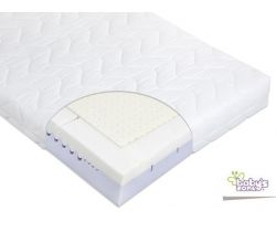Matrac 120x60 cm Baby´s Zone Quatro Latex Comfort