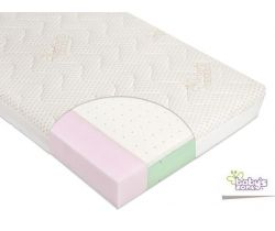 Matrac 120x60 cm Baby´s Zone Vario Latex