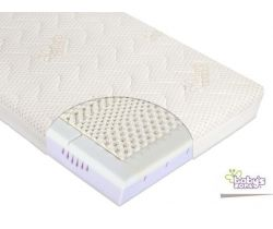 Matrac 120x60 cm + klin Baby´s Zone Modio Climalatex