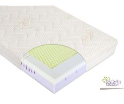Matrac 120x60 cm + klin Baby´s Zone Modio R