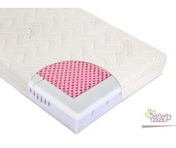 Matrac 120x60 cm + klin Baby´s Zone Modio Visco