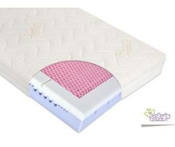 Matrac 120x60 cm + klin Baby´s Zone Vivo Visco