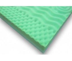 Matrac 120x60x10 cm LittleUp z vysoko elastickej peny