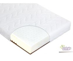 Matrac 140x70 cm Baby´s Zone Duo Latex Comfort