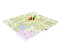 Matrac do ohrádky 100x100 cm Träumeland Play & Air