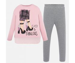 Set Mayoral Fabulous Pink