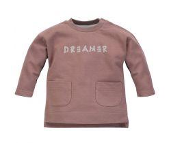 Mikina Pinokio Dreamer Purple