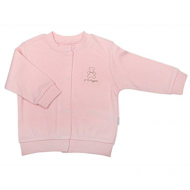 Mikinka Kitikate Organic Pink