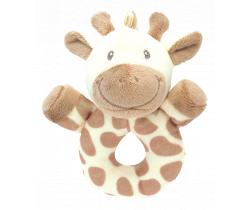 Moje žirafa - guľaté hrkálka My Teddy My giraffe