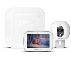 Monitor dychu, zvuku a videa Angelcare AC517