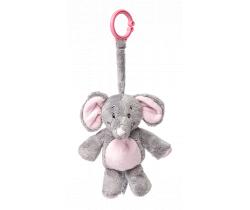Môj prvý slon - na klipe My Teddy My first elephant