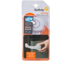Multifunkčná ochrana Safety 1st Outsmart Multi-Use Lock