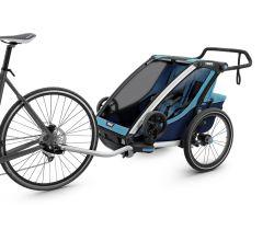 Multifunkčné športové vozík Thule Chariot Cross 2