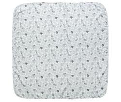 Mušelínová plienka 110x110 cm Bébé-jou Fabulous