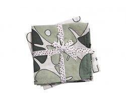 Mušelínové plienky 70x70 cm 2 ks Done By Deer Tiny Tropics