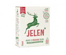 Mydlový prací prášok 3 kg Jelen