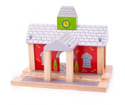 Stanica Bigjigs Rail