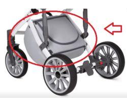 Náhradné nákupný košík ku kočíku Anex Šport