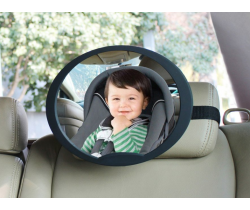 Nastavitelné spätné zrkadlo do auta BabyDan