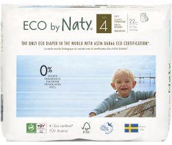Naťahovacie plienkové nohavičky 8-15 kg (22 ks) Naty Maxi
