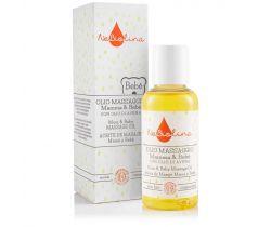 Masážny olej pre bábätká a mamičky NeBiolina