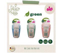 Kalíšok NIP Green Line Mix farieb 2ks