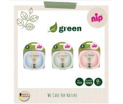 Miska NIP Green Line Mix farieb 2 ks