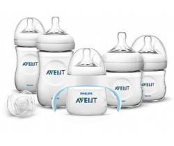 Novorodenecká štartovacia sada Avent Newborn Natural