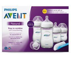 Novorodenecká štartovacia sada Avent Natural nová